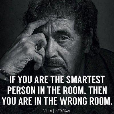SmartestGuyInTheRoom